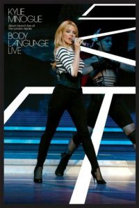 Cover Kylie Minogue - Body Language Live [DVD]